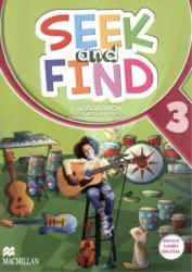 SEEK AND FIND 3 - STUDENTS BOOK WITH MULTI