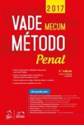 VADE MECUM PENAL - 5a ED 2017