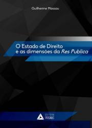 ESTADO DE DIREITO E AS DIMENSOES DA RES PUBLICA, O