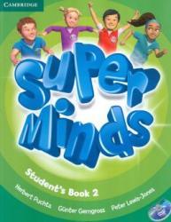 SUPER MINDS BRITISH 2 - STUDENTS BOOK
