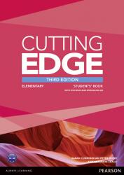 CUTTING EDGE - ELEMENTARY - STUDENTS BOOK - 3a ED