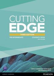 CUTTING EDGE - PRE-INTERMEDIATE - STUDENTS BOOK - 3a ED