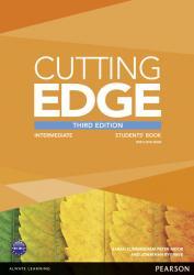 CUTTING EDGE - INTERMEDIATE - STUDENTS BOOK - 3a ED
