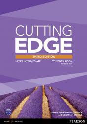 CUTTING EDGE - UPPER INTERMEDIATE - STUDENTS BOOK - 3a ED