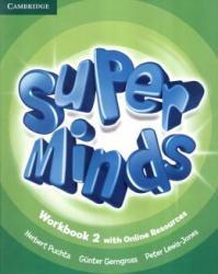 SUPER MINDS BRITISH 2 - WORKBOOK