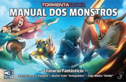 TORMENTA ALPHA MANUAL DOS MONSTROS