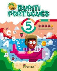 PROJETO BURITI - PORTUGUES 5 ANO - 4a ED - 2017
