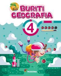 PROJETO BURITI - GEOGRAFIA - 4 ANO - 4a ED - 2017
