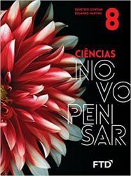 CIENCIAS NOVO PENSAR 8