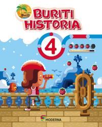 PROJETO BURITI - HISTORIA - 4 ANO - 4a ED - 2017