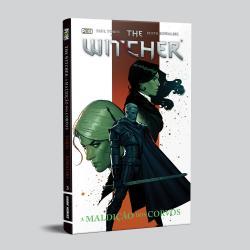 THE WITCHER - A MALDICAO DOS CORVOS - HQ