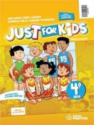 JUST FOR KIDS - ENSINO FUNDAMENTAL I - 4