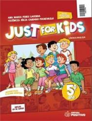 JUST FOR KIDS - ENSINO FUNDAMENTAL I - 5