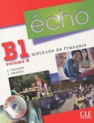 ECHO B1, V. 2 - LIVRE DE LELEVE