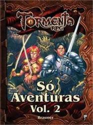 TORMENTA - SO AVENTURAS , VOL. 2