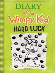 DIARY OF A WIMPY KID, V.8 - HARD LUCK