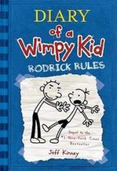 DIARY OS A WIMPY KID. VOL. 2 - RODRICK RULES
