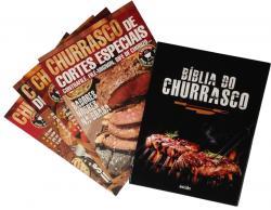 BOX  BIBLIA DO CHURRASCO