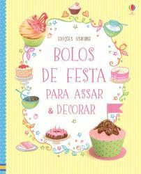 BOLOS DE FESTA PARA ASSAR E DECORAR