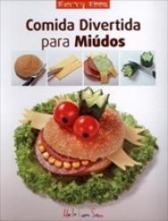 COMIDA DIVERTIDA PARA MIUDOS