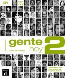 GENTE HOY 2 CUADERNO DE EJERCICIOS + CD