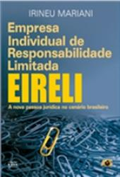 EMPRESA INDIVIDUAL DE RESPOSABILIDADE LIMITADA - EIRELI