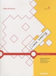LIGNE DIRECTE 1 (A1) - CAHIER DEXERCICES + CD-ROM