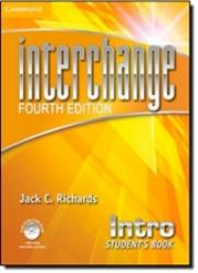 INTERCHANGE INTRO STUDENTS BOOK WITH DVD-ROM - FOURTH EDITION