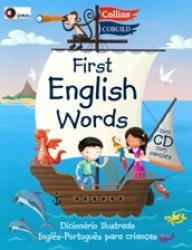 FIRST ENGLISH WORDS - COM CD - INGLES