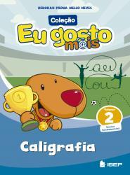 EU GOSTO MAIS - CALIGRAFIA - VOL 2
