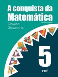 CONQUISTA DA MATEMATICA, A 5a ANO