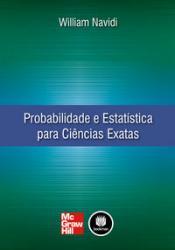 PROBABILIDADE E ESTATISTICA PARA CIENCIAS EXATAS