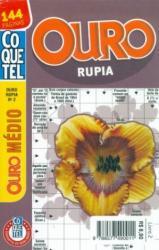 OURO RUPIA - MEDIO - LIVRO 02