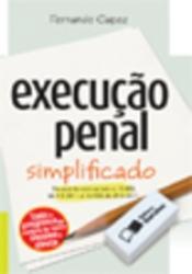 DIREITO SIMPLIFICADO - EXECUCAO PENAL