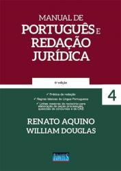 MANUAL DE PORTUGUES E REDACAO JURIDICA - 6a ED - 2017
