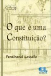 QUE E UMA CONSTITUICAO?, O