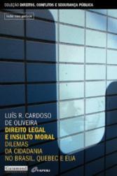 DIREITO LEGAL E INSULTO MORAL