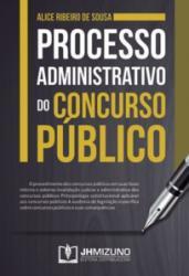PROCESSO ADMINISTRATIVO DO CONCURSO PUBLICO