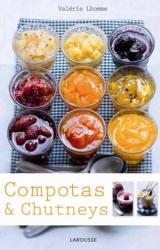 COMPOTAS E CHUTNEYS