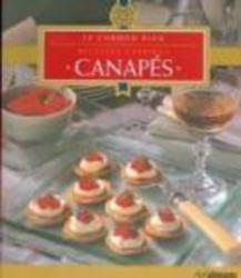 CANAPES - RECEITAS CASEIRAS