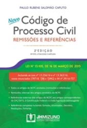 CODIGO DE PROCESSO CIVIL - REMISSOES E REFERENCIAS