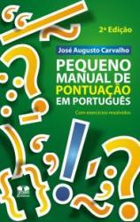 PEQUENO MANUAL DE PONTUACAO EM PORTUGUES COM EXERCICIOS RESOLVIDOS