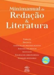 MINIMANUAL DE REDACAO E DE LITERATURA