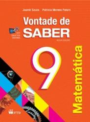VONTADE DE SABER MATEMATICA - 9o. ANO