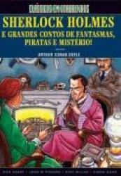CLASSICOS EM QUADRINHOS - SHERLOCK HOLMES
