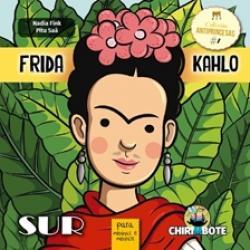 ANTIPRINCESAS - VOL 01 - FRIDA KAHLO
