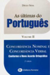 ULTIMAS DO PORTUGUES, AS V.2