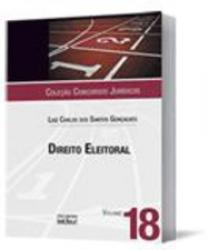 CONCURSOS JURIDICOS 18 - DIREITO ELEITORAL