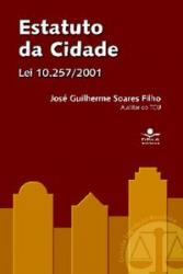 ESTATUTO DA CIDADE LEI 10.257/2001
