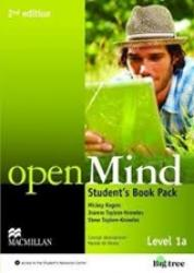 OPEN MIND - LEVEL 1A SB - WITH WB PACK - 2ND ED